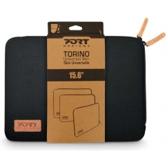 "Ovitek PORT Torino 15,6"" - Črn"