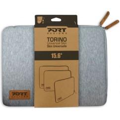 "Ovitek PORT Torino 15,6"" - Siv"