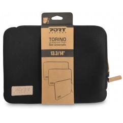 "Ovitek PORT Torino 13.3"" - Črn (140381)"