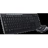 Brezžični komplet Logitech Desktop MK270 (miška, tipkovnica)