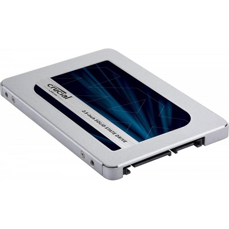SSD Pogon CRUCIAL MX500 1TB SATA3 CT1000MX500SSD1