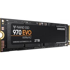 SSD Pogon SAMSUNG 970 EVO MZ-V7E2T0BW 2TB m.2 PCI-e 3.0 x4 NVMe 80mm