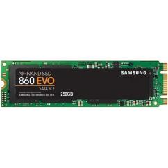 SSD Pogon SAMSUNG 860 EVO MZ-N6E250BW 250GB m.2 80mm