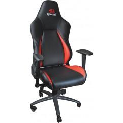 Gamerski stol REDDRAGON Fury CT-386 Pro (64386), Črn/Rdeč