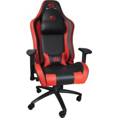 Gamerski stol REDDRAGON Berserk CT-385 Pro (64385), Črn/Rdeč