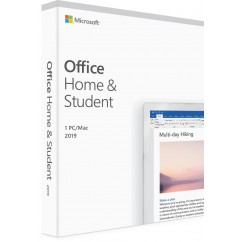 Microsoft Office Home&Student 2019 32/64bit SLO FPP (79G-05050)