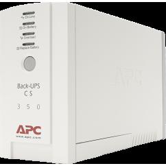 APC Back-UPS BK350EI (210W/350VA)
