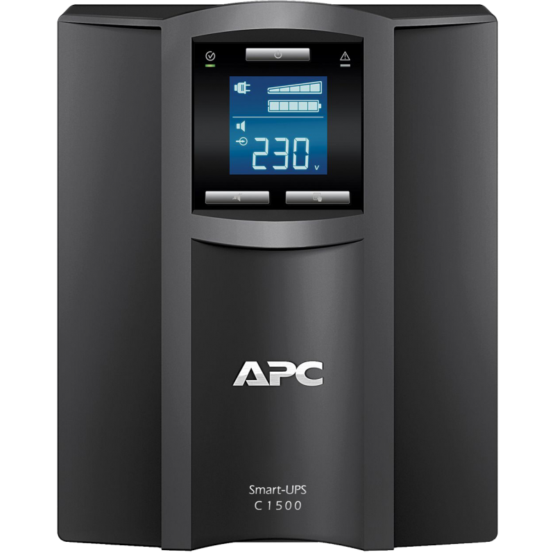 APC Smart-UPS SMC1500I (900W/1500VA)