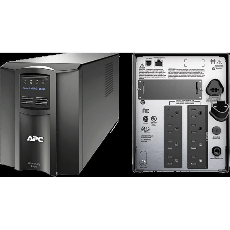 APC Smart-UPS SMT1500I (1000W/1500VA)