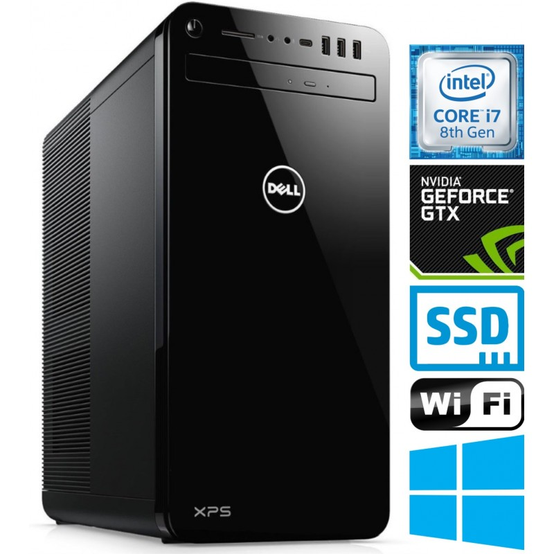 Računalnik DELL XPS 8930 i7-8700 GTX1060-6 5S28+ (REF)