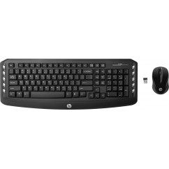 Brezžični komplet HP LV290AA (miška, tipkovnica), UK