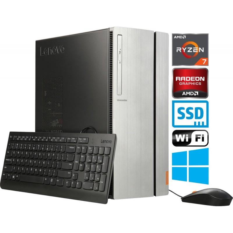 Računalnik Lenovo Ideacentre 720-18ASU 5S16 Ryzen 7 1700 8core (R&R)