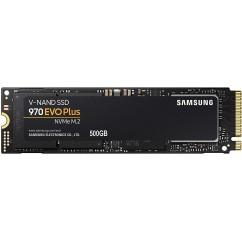 SSD Pogon SAMSUNG 970 EVO PLUS MZ-V7S500BW 500GB m.2 PCI-e 3.0 x4 NVMe 80mm