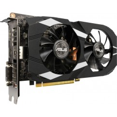 Grafična Kartica ASUS GeForce GTX 1660Ti OC DUAL 6GB GeForce GTX 1660Ti