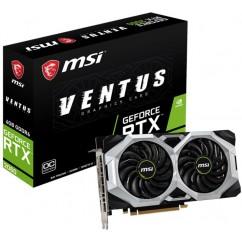 Grafična Kartica MSI GeForce RTX 2060 VENTUS OC 6G GeForce RTX 2060