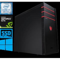 Računalnik MSI CODEX XE VR8RF GTX1070 2T28 (9S-6B9130-84) (REF)