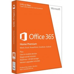 Microsoft Office 365 Home Premium FPP SLO 32/64bit (6GQ-00949)