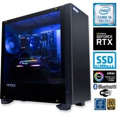 Računalnik MEGA 9000 i5-9600K 5SSD16 2T RTX2060 SUPER RGB