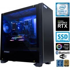 Računalnik MEGA 9000 i7-9700KF 10SSD32 2T RTX2070 SUPER RGB
