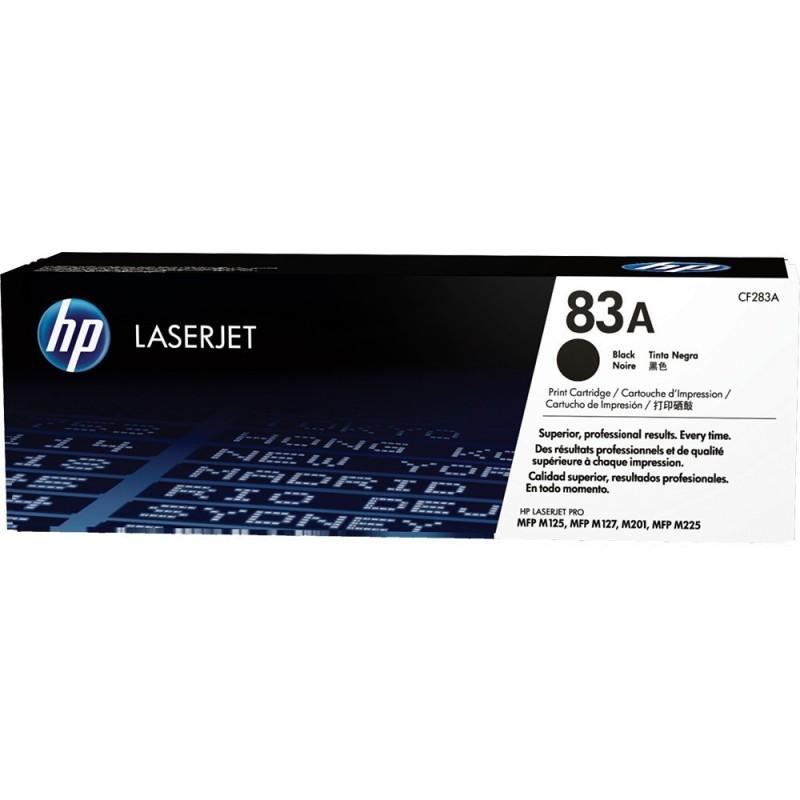 Toner HP 83A (CF283A) Črni