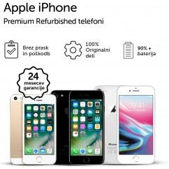 Pametni Telefon APPLE iPhone SE 16GB (Silver) (R&R)