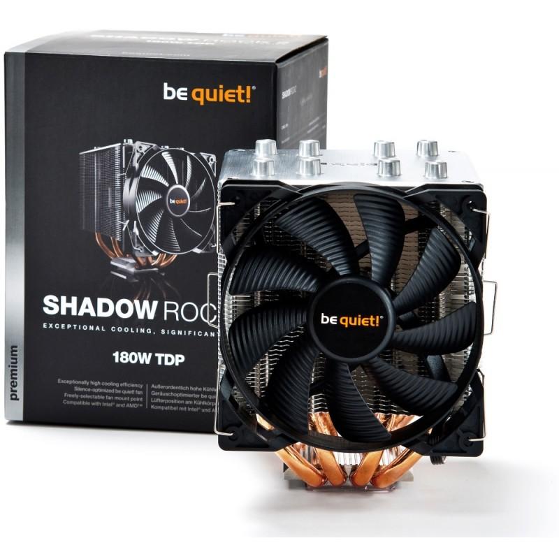 Hladilnik za procesor BE QUIET! Shadow Rock 2 (BK013)