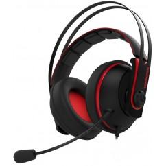 Slušalke ASUS Cerberus V2, rdeče