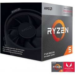 Procesor AMD RYZEN 5 3400G AM4