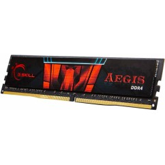 Pomnilnik (RAM) DDR4 G.SKILL Aegis F4-3000C16S-8GISB 8GB 3000MHz