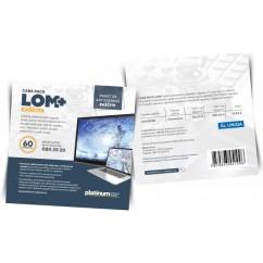 Platinum PREMIUM zaščita LOM+ Care Pack - 5 let LM10060 (50 - 250 EUR)