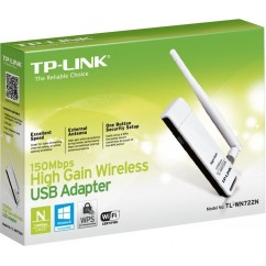 USB WLAN TP-Link TL-WN722N Turbo 150Mbit (4dBi)