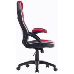 Gamerski stol BYTEZONE Fire (GC2537), Črn/Rdeč