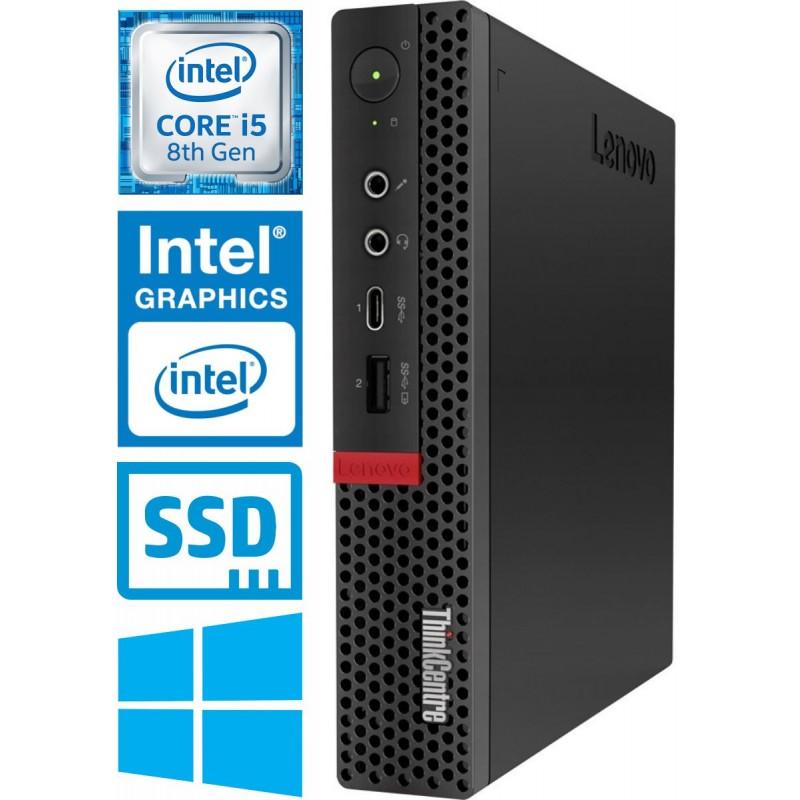 Računalnik LENOVO ThinkCentre M720Q Tiny (V1-10-T8S6-UG) (REF)