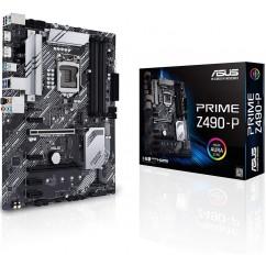 Matična Plošča ASUS PRIME Z490-P DDR4 LGA1200, ATX