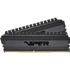 Pomnilnik (RAM) DDR4 PATRIOT Viper 4 Blackout Kit 16GB (2x 8GB) 3200MHz