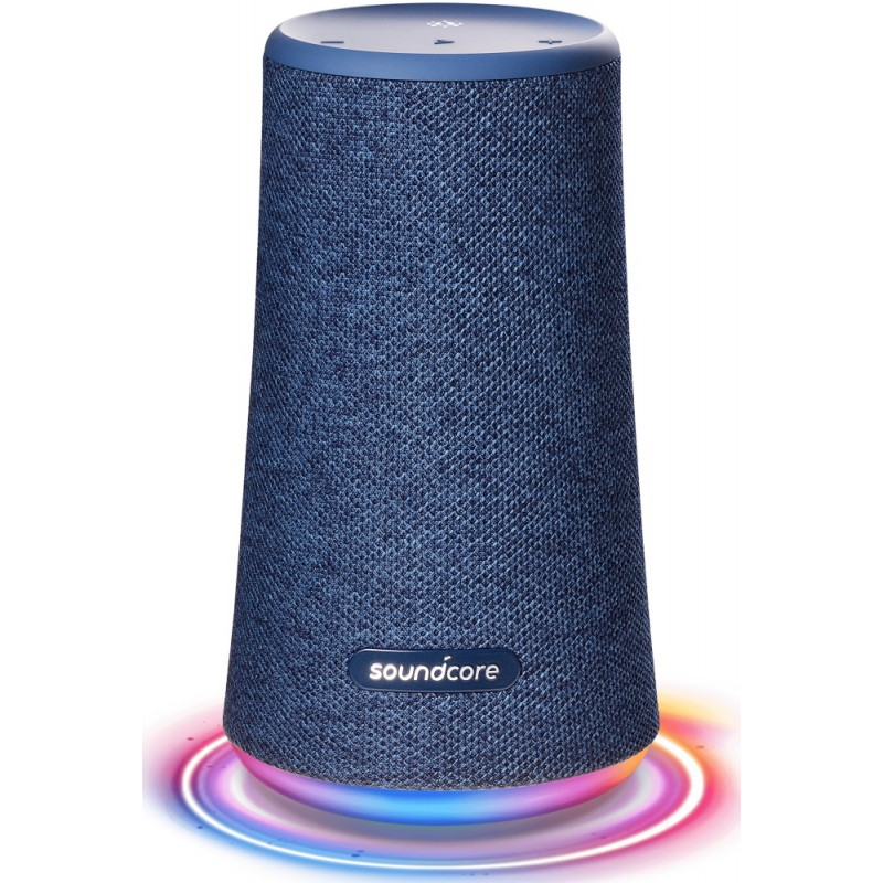 Zvočnik ANKER SoundCore Flare+ Bluetooth 360°, Moder (A3162G31)