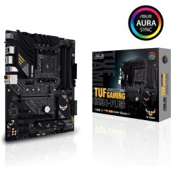 Matična Plošča ASUS TUF GAMING B550-PLUS DDR4 AM4 ATX