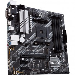 Matična Plošča ASUS PRIME B550M-A DDR4 AM4 ATX