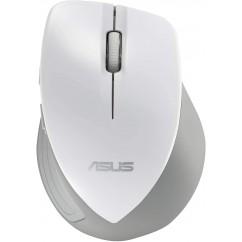 Miška ASUS WT465, brezžična, bela (90XB0090-BMU050)