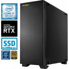 Računalnik MEGA 9000 i7-9700KF 10SSD16 4T RTX2080 SUPER