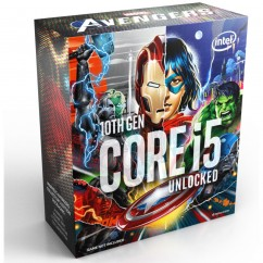 Procesor INTEL Core i5 10600KA 4.1GHz LGA1200, BOX