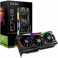 Grafična Kartica EVGA GeForce 3080 FTW3 ULTRA Gaming 10GB GDDR6X ARGB (10G-P5-3897-KR)