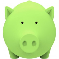 USB Hub ORICO Little Pig + čitalnik kartic, OTG (ADAORI012), zelen
