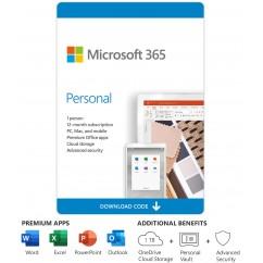 Microsoft 365 Personal FPP SLO 32/64bit (QQ2-01005) Letna naročnina