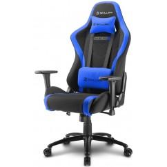 Gamerski stol SHARKOON SKILLER SGS2 (138791) črno/moder