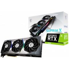 Grafična Kartica MSI GeForce RTX 3090 SUPRIM X 24G GDDR6X (V388-010R)