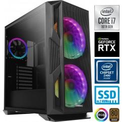 Računalnik PCX EXIES i7-10700F 5SSD32 2T RTX3070 RGB BL (PCX EXTIAN GX7-1)