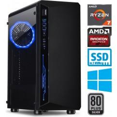 Računalnik PCX Extian Ryzen 7 3700X 5SSD16 2T RX 6700XT 12G WIN