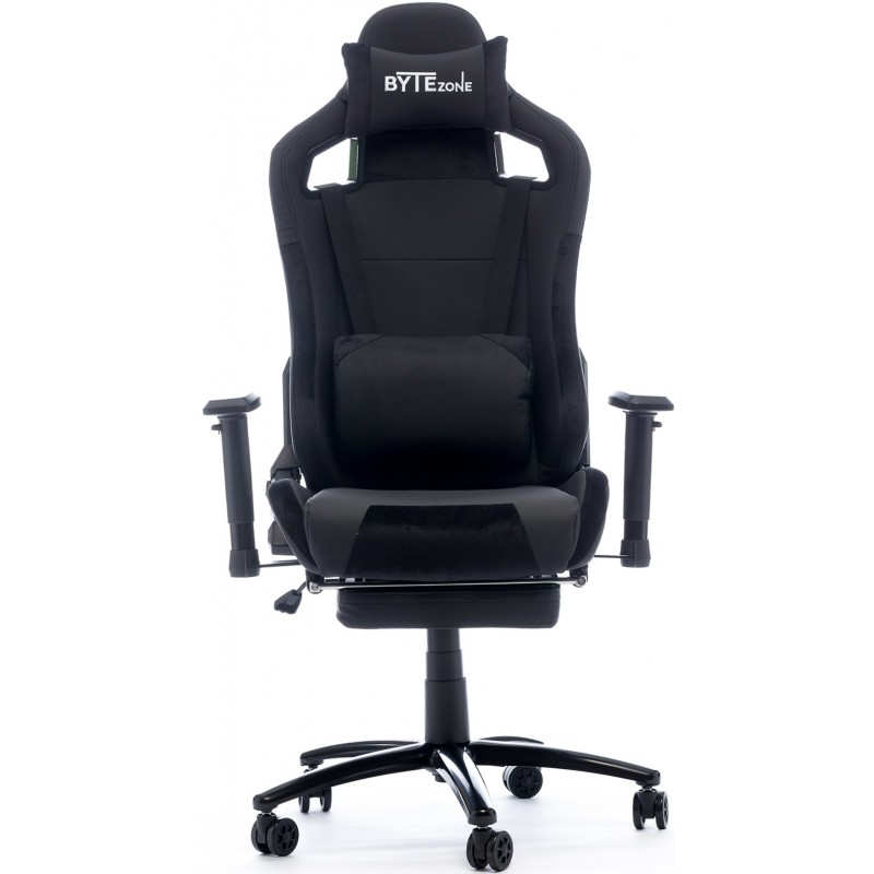 Gamerski stol BYTEZONE Bullet (BZ5108B), črn
