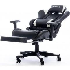 Gamerski stol BYTEZONE Carbon (BZ5934B), črn
